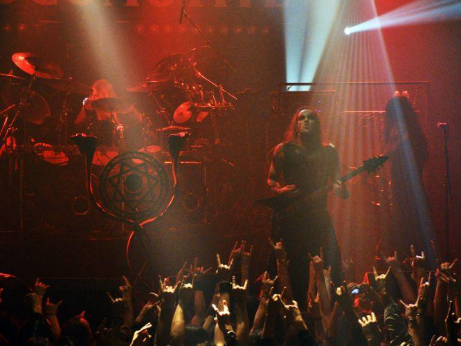 Behemoth black metal heavy concert he wallpaper