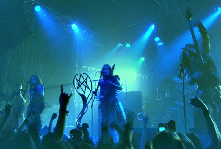 Behemoth black metal heavy concert y wallpaper