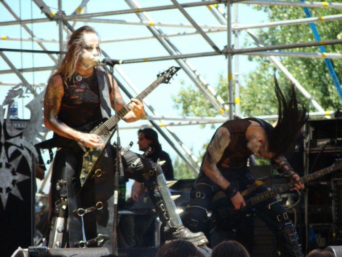Behemoth black metal heavy concert guitar rw wallpaper