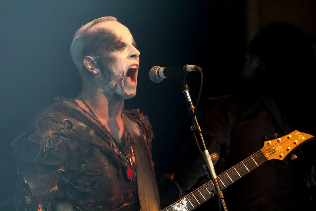 Behemoth black metal heavy concert guitar  gy wallpaper