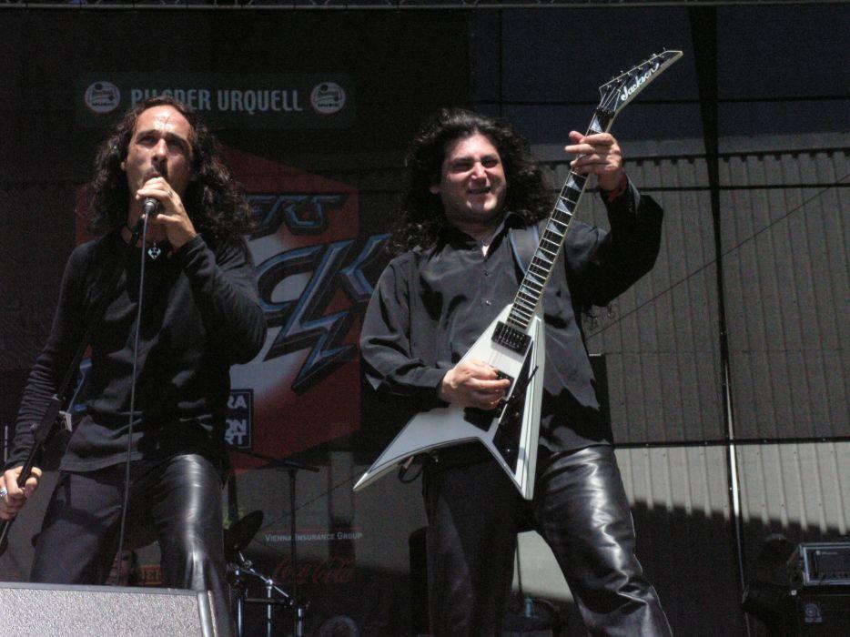 Black Majesty heavy metal concert guitar   e wallpaper