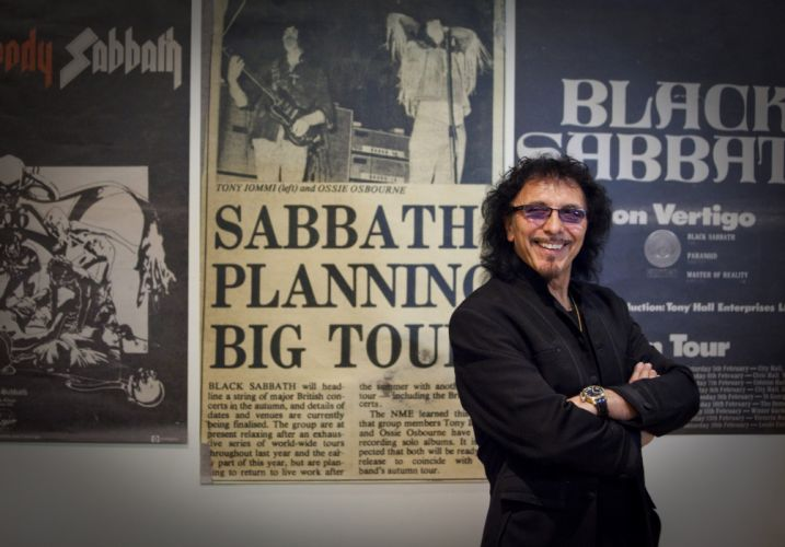 Black Sabbath heavy metal wallpaper