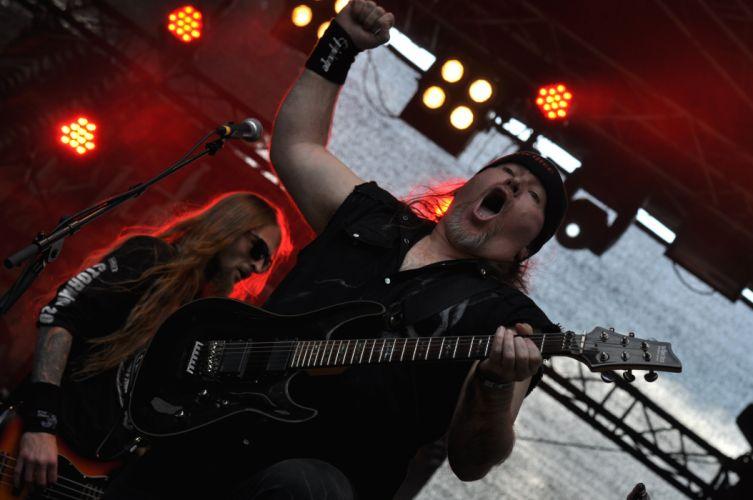 Blitzkrieg heavy metal concert guitar d_JPG wallpaper
