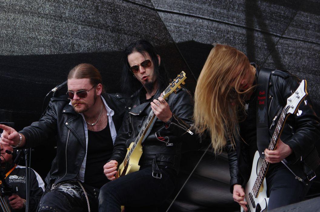 Chrome Division heavy metal concert guitar         g wallpaper
