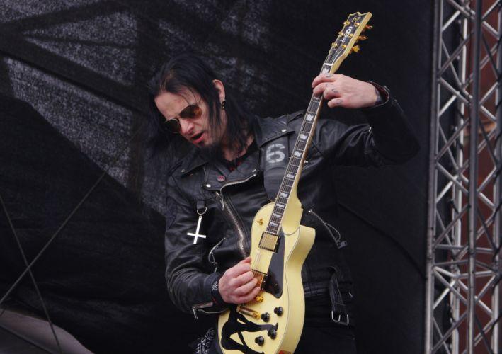 Chrome Division heavy metal concert guitar dw wallpaper