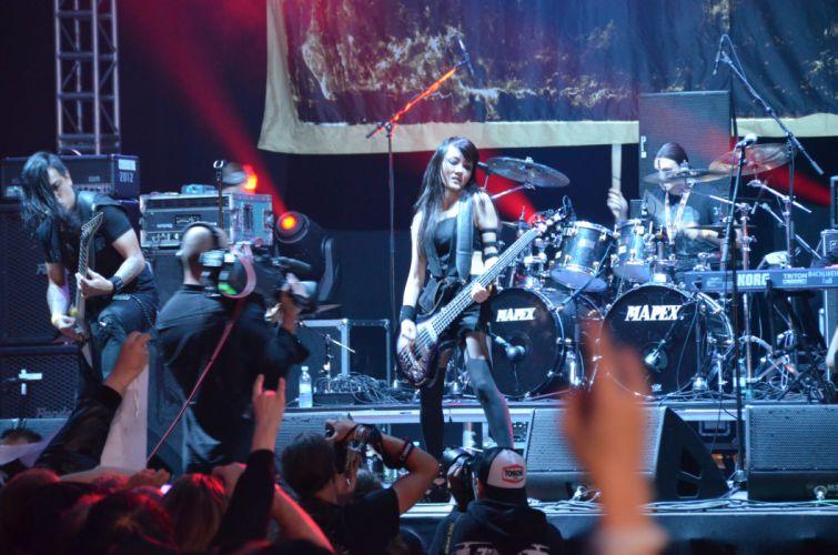 Chthonic black metal heavy concert g wallpaper