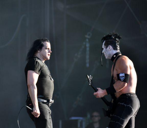Danzig heavy metal concert guitar d wallpaper