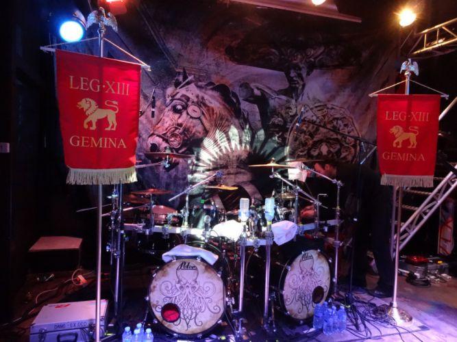 EX DEO ex-deo death metal heavy concert drums f_JPG wallpaper
