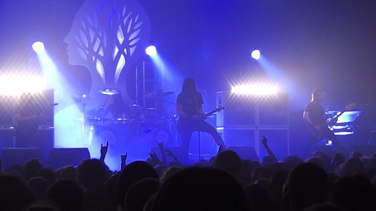 GOJIRA heavy metal concert wallpaper