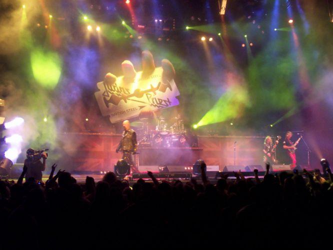 JUDAS PRIEST heavy metal concert f wallpaper