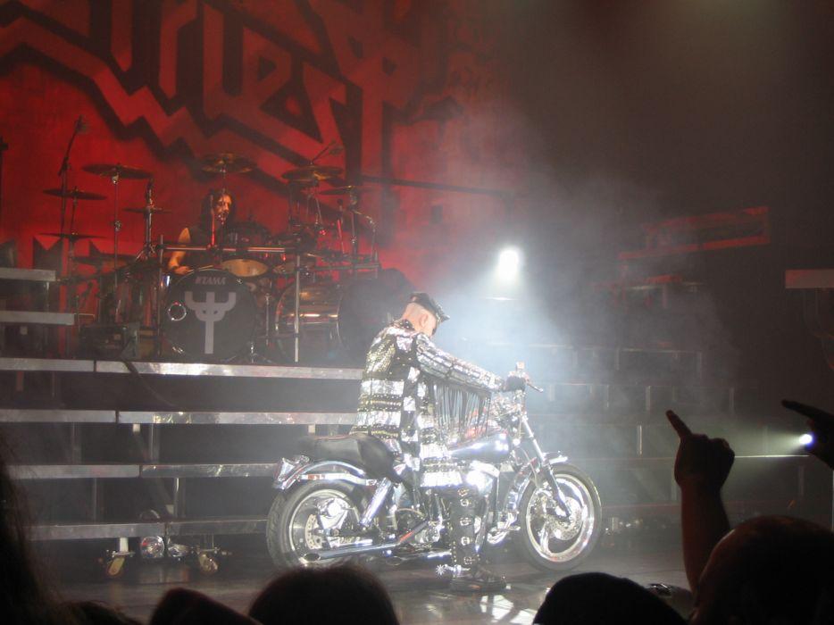 JUDAS PRIEST heavy metal concert    hd wallpaper