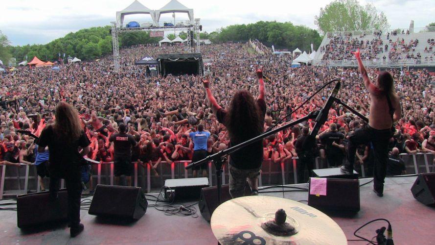 KATAKLYSM heavy metal concert f wallpaper
