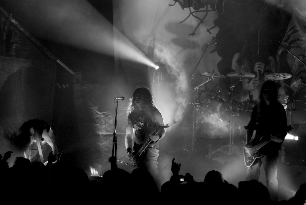 KREATOR thrash metal heavy concert guitar        f wallpaper