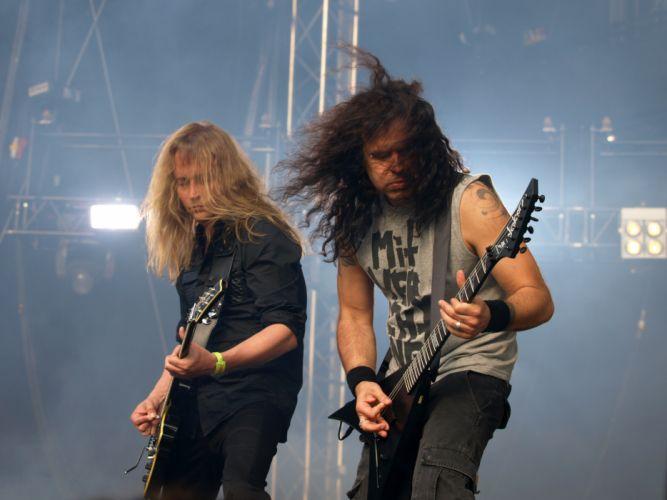 KREATOR thrash metal heavy concert guitar da wallpaper