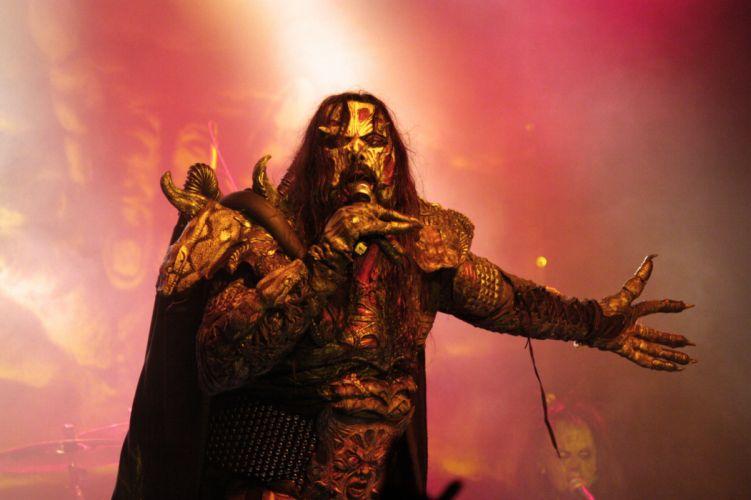 LORDI heavy metal concert s wallpaper