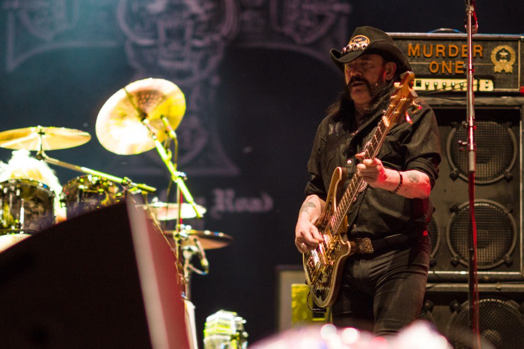 MOTORHEAD heavy metal concert guitar e wallpaper