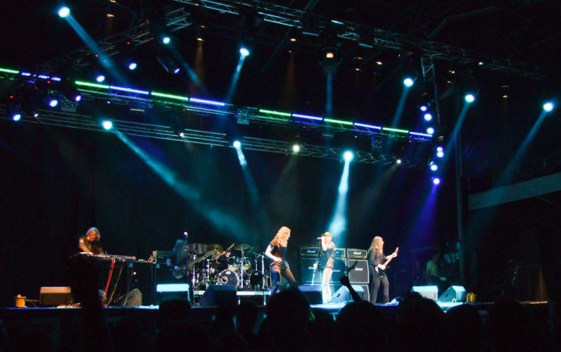 Ronnie James Dio heavy metal concert megadeth d wallpaper
