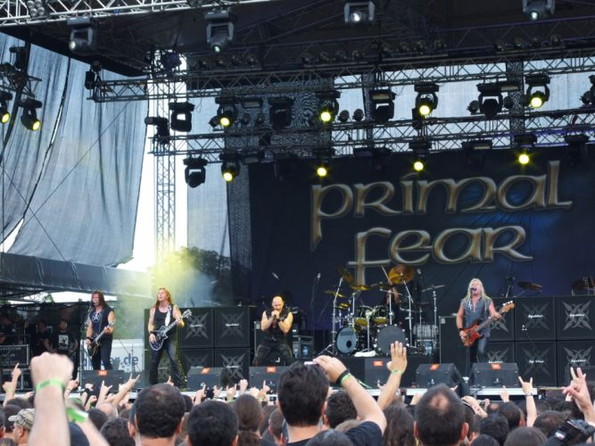 PRIMAL FEAR heavy metal concert d wallpaper