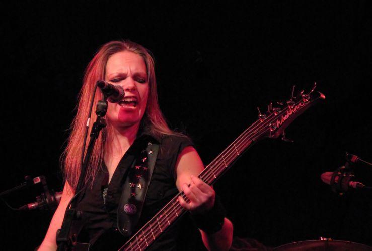 Triosphere heavy metal concert guitar d wallpaper