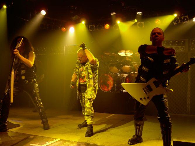 UDO heavy metal concert guitar d wallpaper