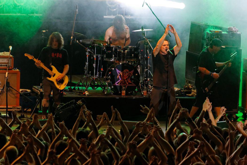 Ugly Kid Joe heavy metal concert    d wallpaper