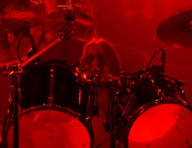 Enthroned black metal heavy concert drums f wallpaper