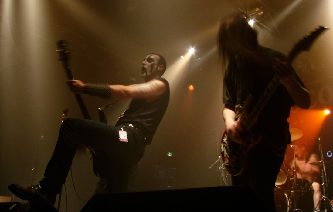Finis Gloria Dei black metal heavy concert   f wallpaper