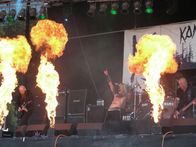 Kampfar black metal heavy concert f wallpaper