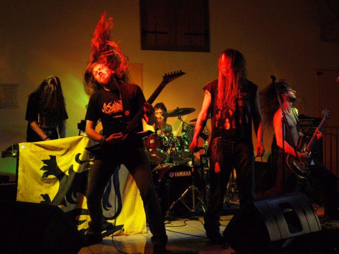 Natan black metal heavy concert f wallpaper