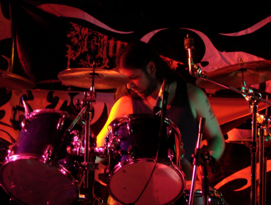 Nirnaeth black metal heavy concert drums    d wallpaper