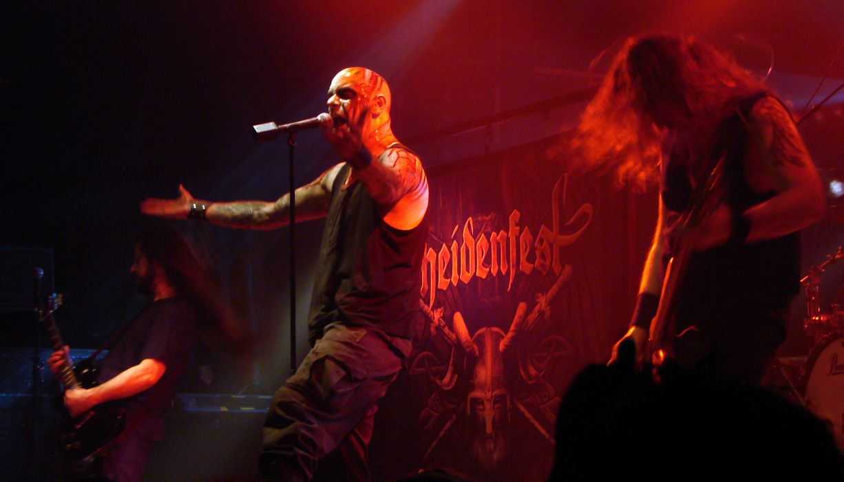 Primordial black metal heavy concert     f wallpaper