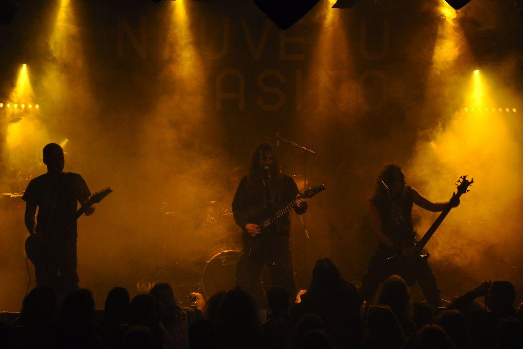 Temple of Baal black metal heavy concert guitar      f wallpaper