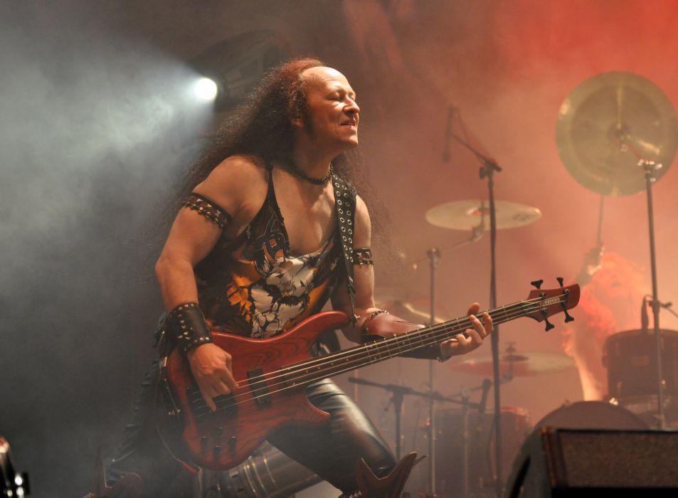 Venom black metal heavy concert guitar  gs wallpaper