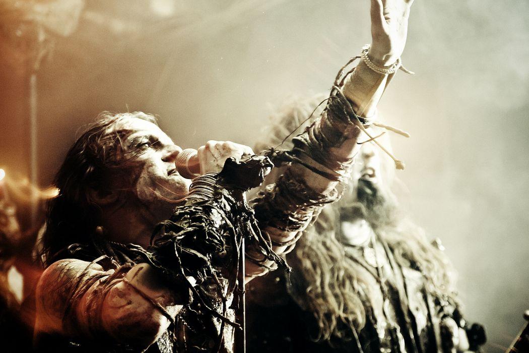 Watain black metal heavy concert    d wallpaper