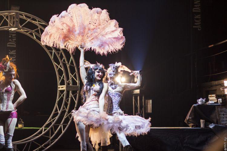Emilie Autumn Liddell music singer songwriter poet violinist industrial rock redhead glam violin 3 wallpaper