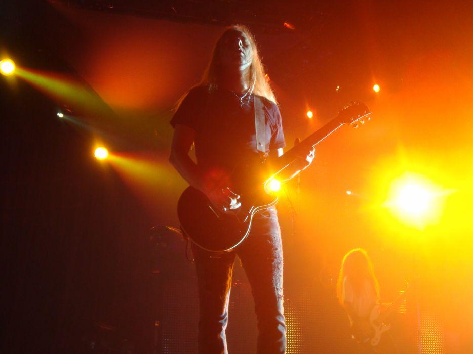 Alice in Chains grunge heavy metal rock concert guitar      f wallpaper