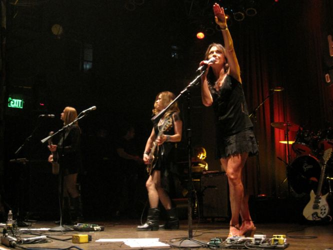 The Bangles pop rock new-wave concert t wallpaper