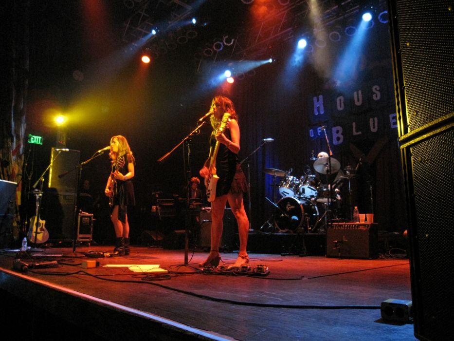 The Bangles pop rock new-wave concert   j wallpaper