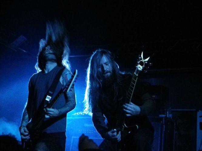 Darkest Hour metalcore heavy metal concert guitar f wallpaper