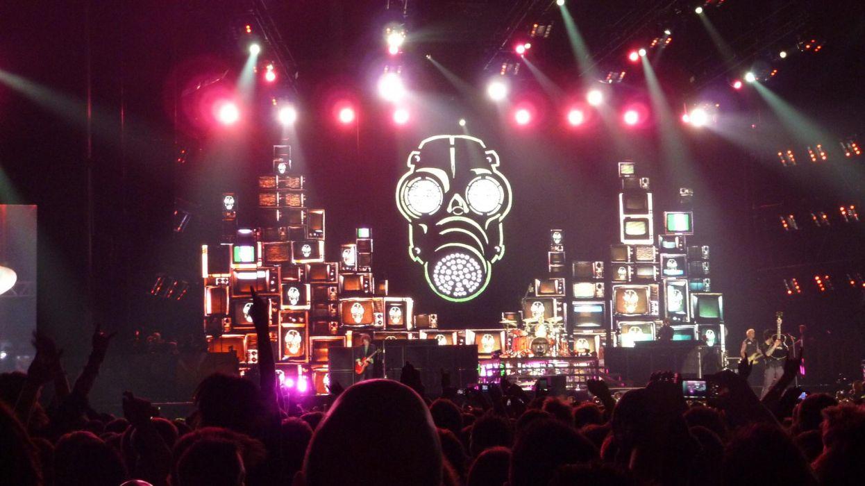 Green Day punk rock pop concert   g wallpaper