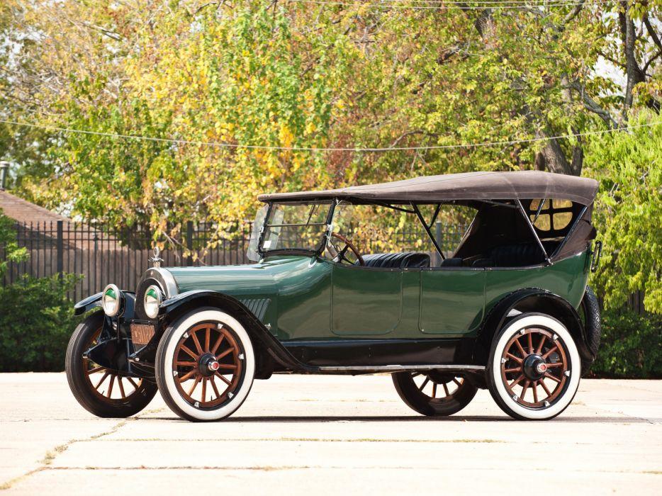 1917 Oldsmobile Model-45 Touring retro convertible    r wallpaper