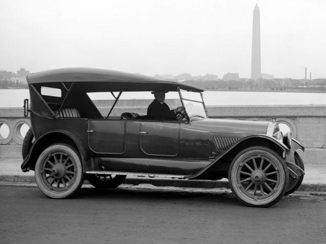 1917 Oldsmobile Model-45 Touring retro convertible f wallpaper