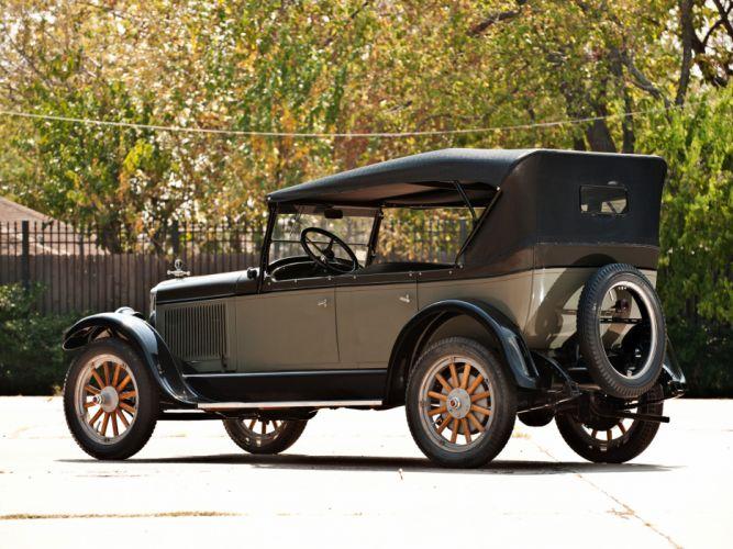 1926 Oldsmobile Model-30D Touring retro wallpaper