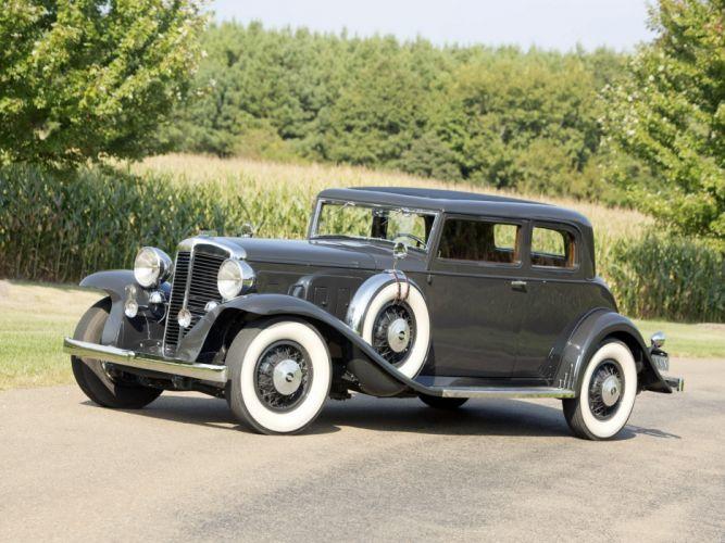 1932 Marmon Sixteen Victoria Coupe luxury retro h wallpaper