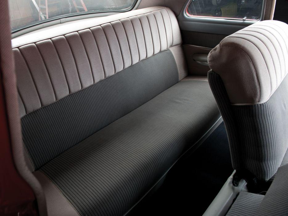 1950 Oldsmobile Futuramic 88 Club Coupe (3727) retro 8-8 interior      y wallpaper