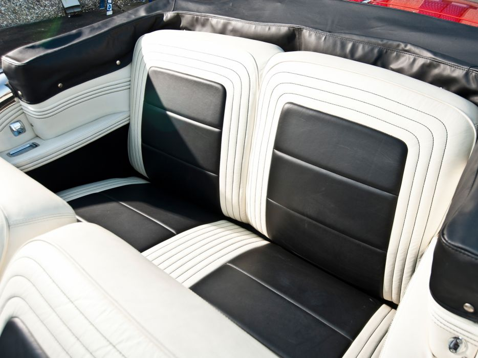 1953 Oldsmobile 98 Fiesta Convertible (3067SDX) retro 9-8 interior   n wallpaper