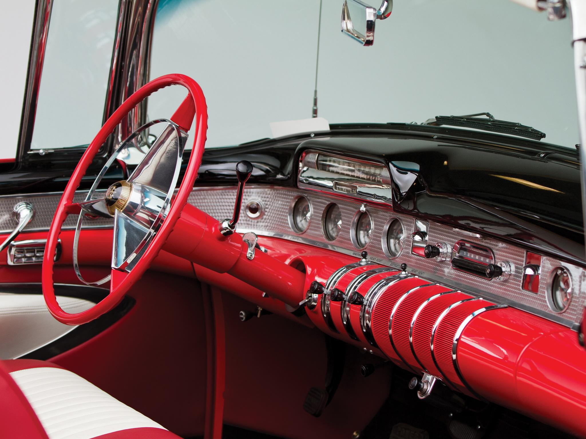 1955 buick roadmaster convertible retro luxury interior r wallpaper 2048x1536 164432 wallpaperup
