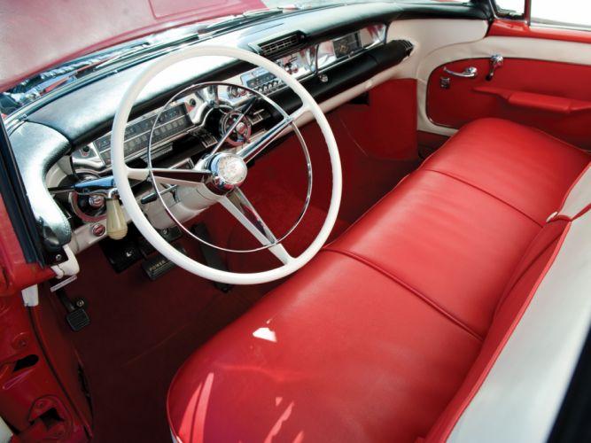 1957 Buick Century Caballero StationWagon retro interior h wallpaper