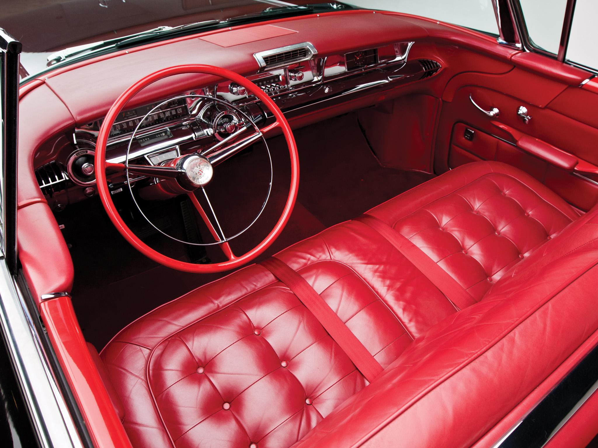 1957 Buick Roadmaster Convertible 76c Retro Interior G