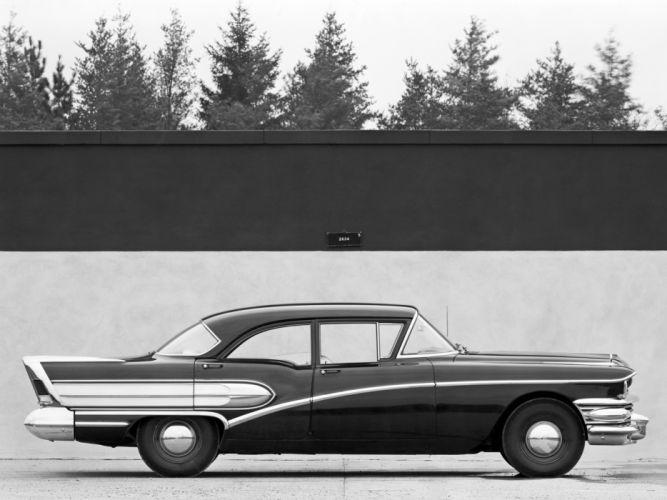 1958 Buick Special Sedan (41-4469) retro wallpaper